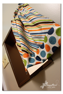 Playroom: Double-sided Curtain