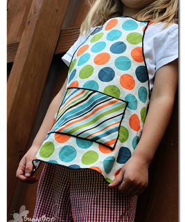 Playroom: Apron to Match