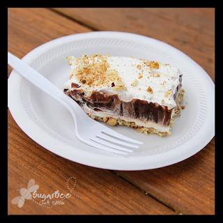 Chocolate delight easy dessert