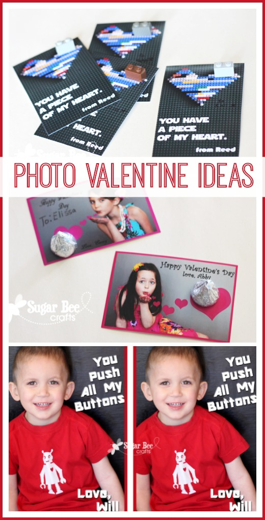 photo valentine ideas