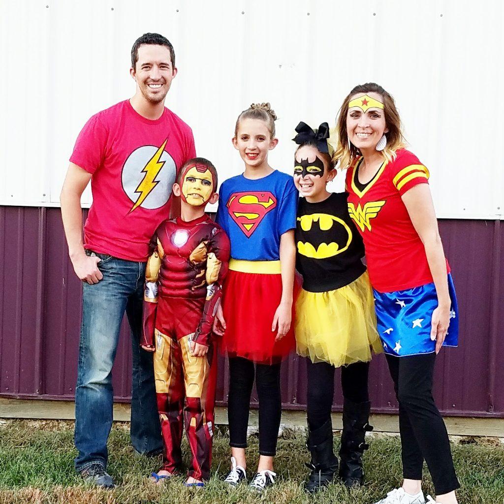 family costume ideas - sugar bee crafts