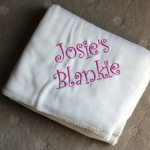 Personalized Blankie
