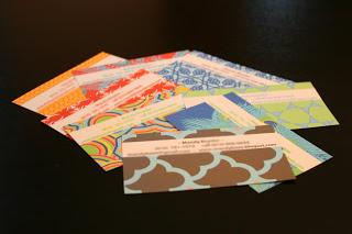 Mom Business Cards
