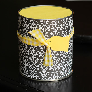 Tin Cans – made pretty