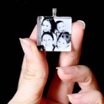Shrink a Picture for a Pendant