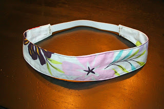 Wide  Fabric Headband