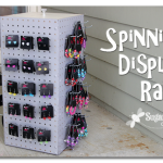 Spinning Display Rack Tutorial