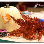 Calling for Pumpkin Ideas – and jewelry parts giveaway