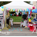 Craft Fair Booth – Set Up and Tips