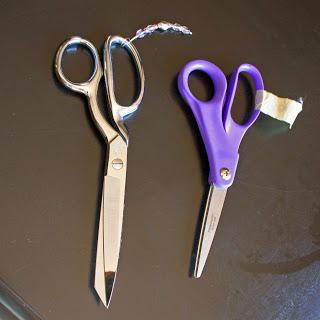 Scissors Toggle