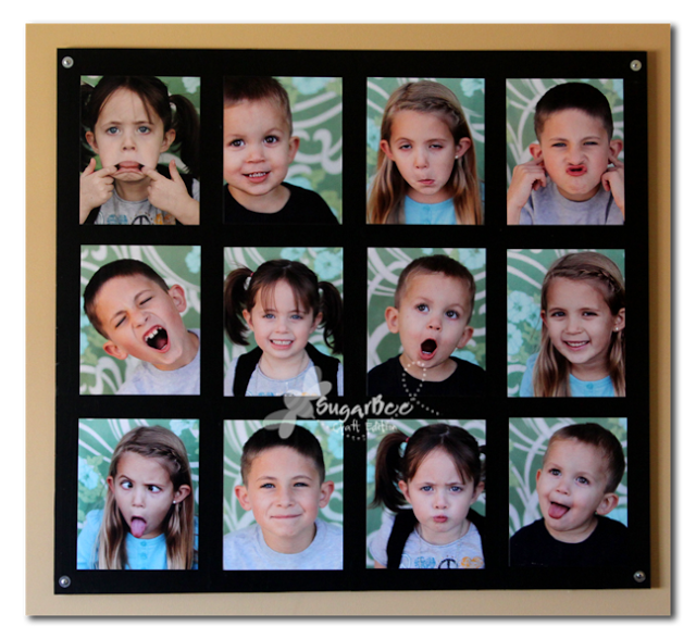 Photo Wall Art – Portrait Display