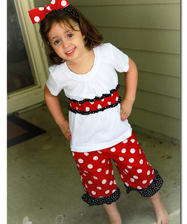 Disney – Girl Outfits