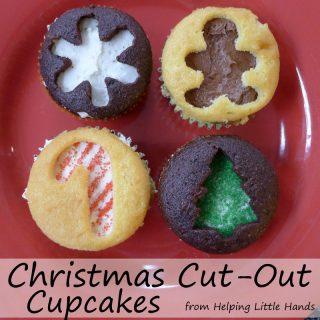 1191 christmas cupcakes