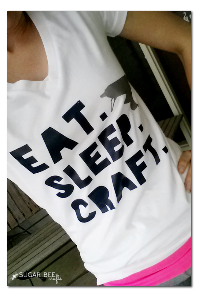 Eat. Sleep. Craft.
