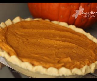 Pumpkin Pie- you can do it!!