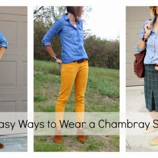 9+ways+to+wear+chambray