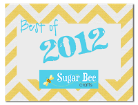 Sugar Bee Crafts – Best of 2012