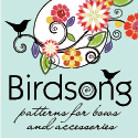 Giveaway – Birdsong Bows