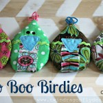 Boo Boo Birdies – Twin Dragonfly Designs