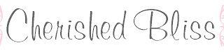 Cherished bliss header2