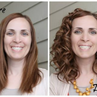 Conair+curl+secret+before+and+after