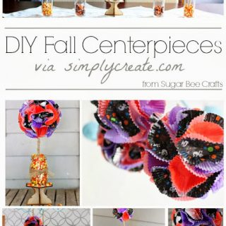 Diy+fall+centerpieces