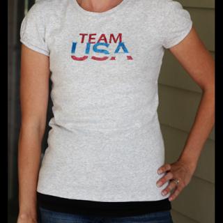 DIY Team USA shirt