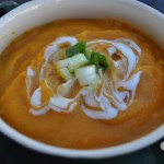 Spicy Thai Butternut Squash Soup {Food Contributor}