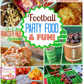 Football+party+food+and+fun