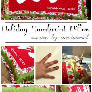 Holiday+handprint+pillow