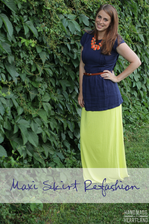 Maxi-Skirt-Refashion