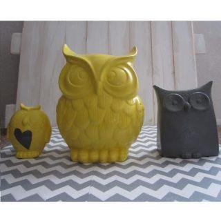 Owl makeover