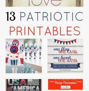 Patriotic+printables