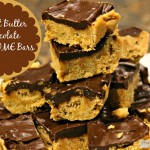 Peanut Butter Chocolate AWESOME Bars