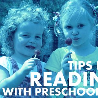 Contributor Post: Tips for Reading with Preschoolers