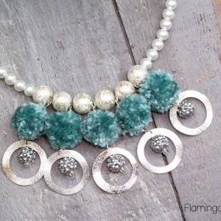 Pom pom necklace 795x596