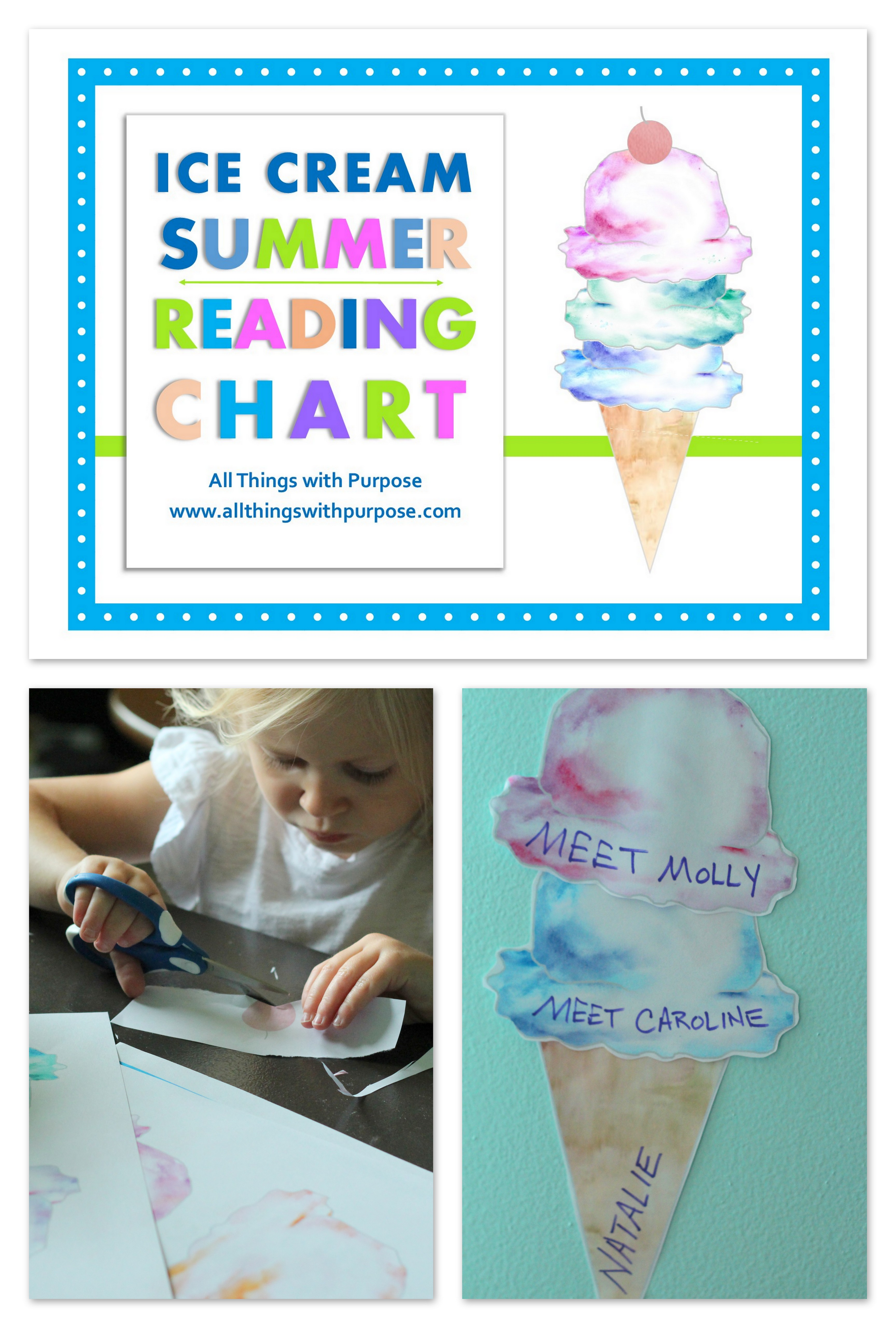 Summer Reading Printable