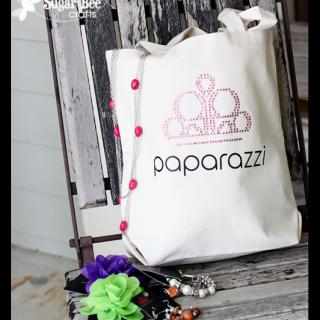 Rhinestone+paparazzi+accesories+bag
