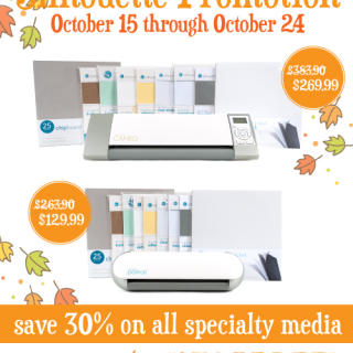 Silhouette+promotion+coupon+october