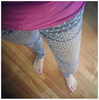 Target+polka+dot+jeans