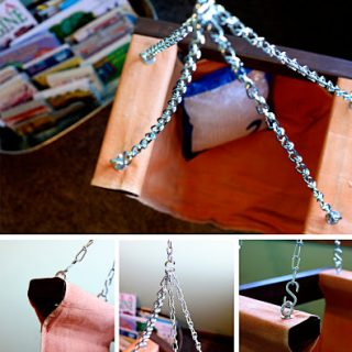 Reading Nook Hanging Chair
