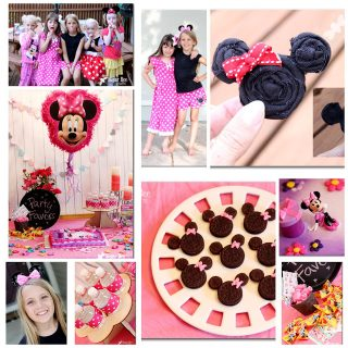 Awesome+minnie+mouse+party