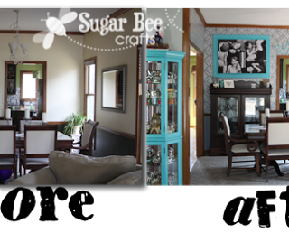 Before+after+dining+room