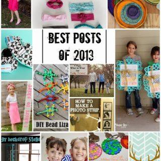 Sugar Bee Crafts – Best of 2013