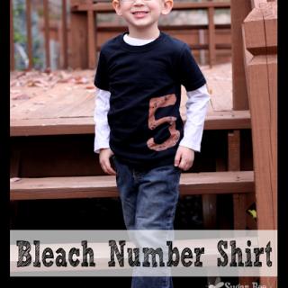 Bleach+number+shirt+tutorial