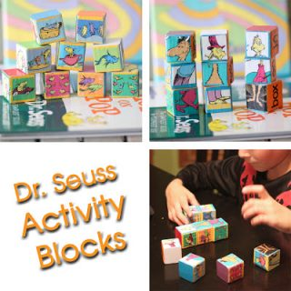 Flashback Friday – Dr. Seuss Blocks