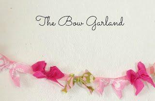 Bow+garland