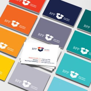 Businesscard+slideshow