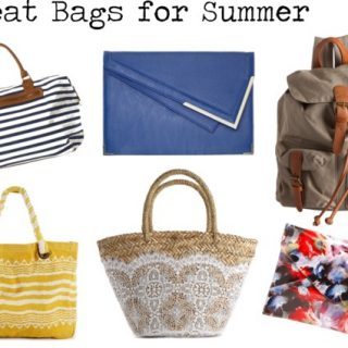 Great Bags for Summer