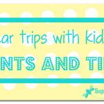 Traveling With Kids – my tips!